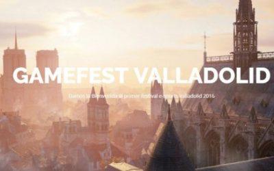 Gamefest Valladolid, la próxima cita con los e-sports