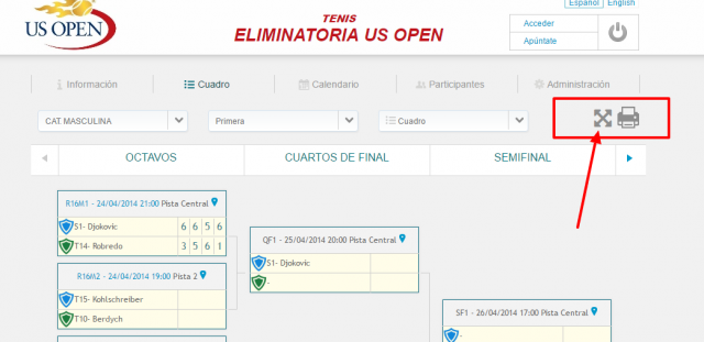 ELIMINATORIA US OPEN Qualifying   DoLeague