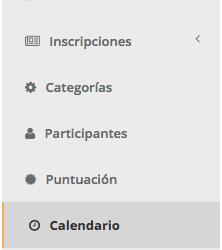 Cómo organizar el calendario de partidos y gestionar las pistas disponibles