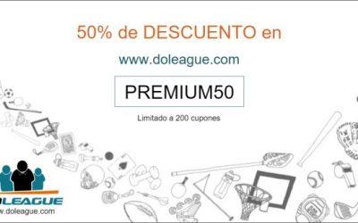 Promocion Especial Primavera en DoLeague